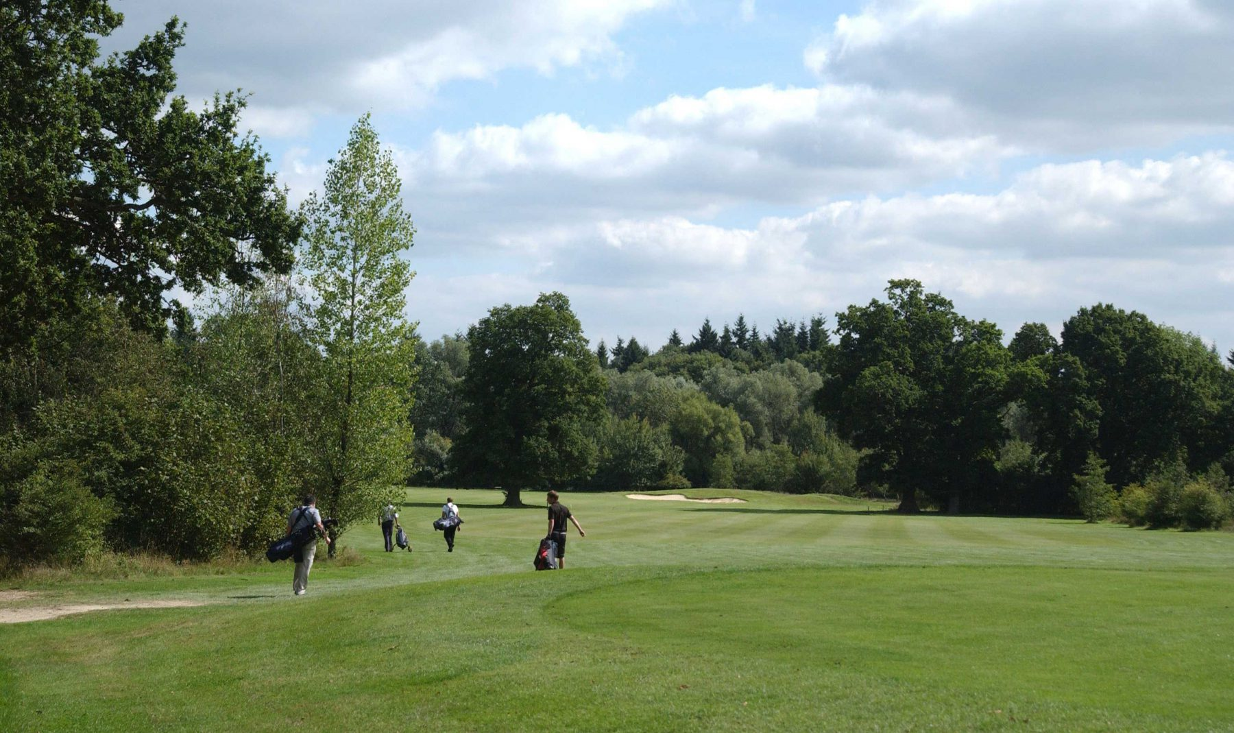 Rookwood Course Open for All