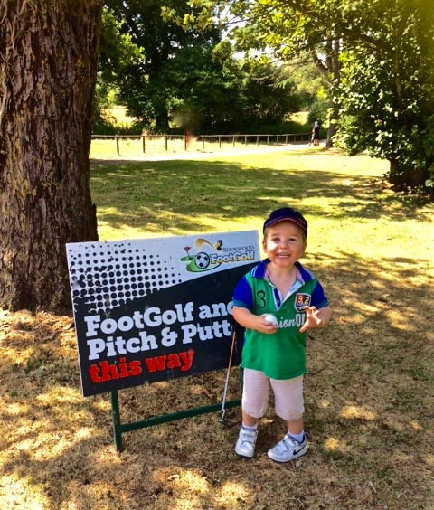 Rookwood Footgolf